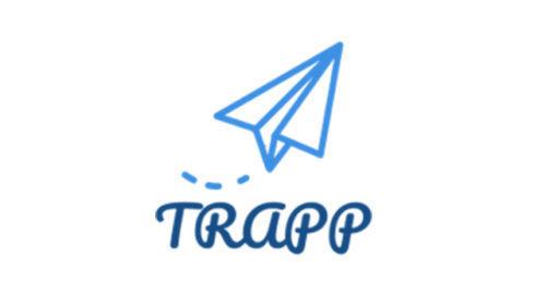 Logo TRAPP : la mobilité longue des apprentis