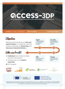 Access 3dp leaflet